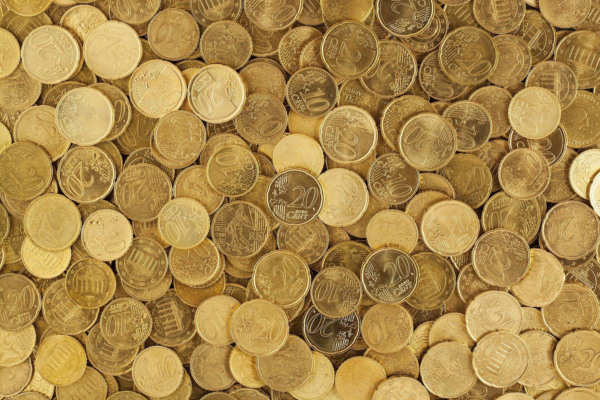 Afbeelding van munten